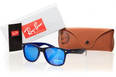 Солнцезащитные очки, Ray Ban Wayfarer 2140c-55