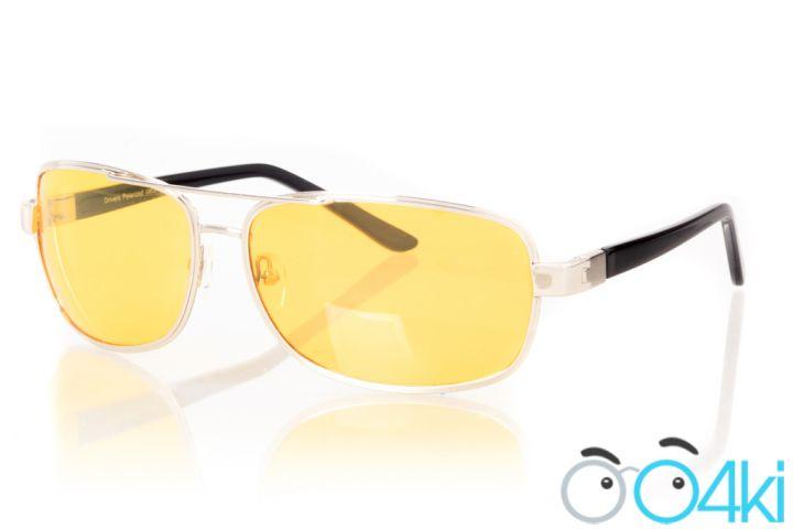 Водительские очки K01 yellow