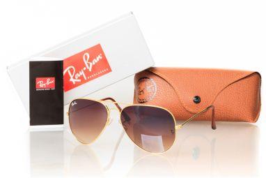 Солнцезащитные очки, Модель 3026brown-gold