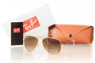 Солнцезащитные очки, Ray Ban Original 3026D-Gold