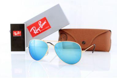 Солнцезащитные очки, Ray Ban Original 3026blue-gm