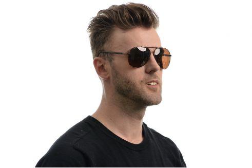 Мужские очки Montblanc mb502br-M