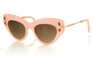 Солнцезащитные очки, Женские очки Miu Miu mu04ps-04