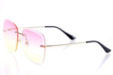 Солнцезащитные очки, Женские классические очки 6086pink