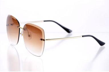 Солнцезащитные очки, Женские классические очки 6086brown