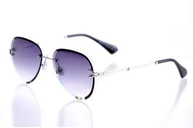 Солнцезащитные очки, Женские очки капли 31167с56
