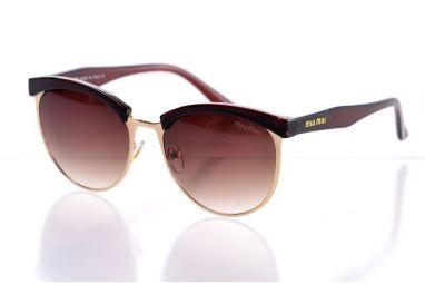 Солнцезащитные очки, Женские классические очки 1513brown