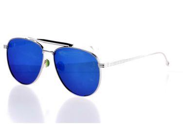 Солнцезащитные очки, Женские очки капли 8229blue