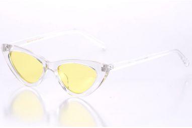 Солнцезащитные очки, Имиджевые очки 28001lime