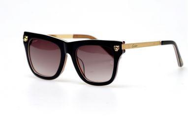 Солнцезащитные очки, Женские очки Cartier 0024-004