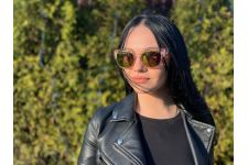 Женские очки Christian Dior lmc-15