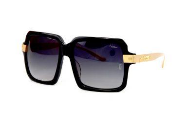 Солнцезащитные очки, Женские очки Cartier ca5611-c01