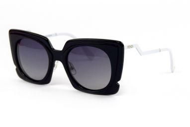 Солнцезащитные очки, Женские очки Fendi ff0117s-br