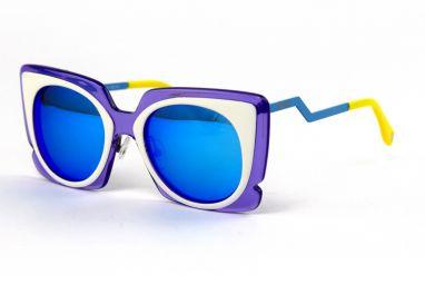 Солнцезащитные очки, Женские очки Fendi ff0117s-purple