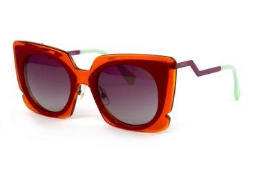 Солнцезащитные очки, Женские очки Fendi ff0117s-orange