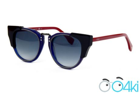 Женские очки Fendi ff0074s-red