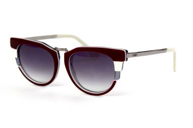 Солнцезащитные очки, Женские очки Fendi ff0063s-red