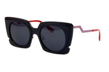 Солнцезащитные очки, Женские очки Fendi ff0117s-bl-red