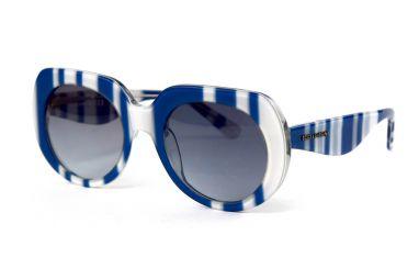 Солнцезащитные очки, Женские очки Dolce & Gabbana 4191p-blue-grey
