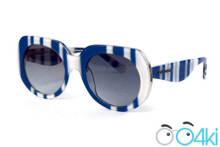 Женские очки Dolce & Gabbana 4191p-blue-grey