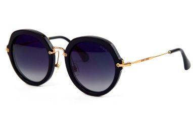 Солнцезащитные очки, Женские очки Miu Miu 52-26-bl
