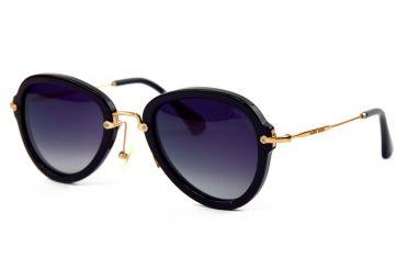 Солнцезащитные очки, Женские очки Miu Miu 53-26-bl