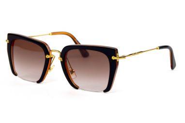 Солнцезащитные очки, Женские очки Miu Miu 54-21-br