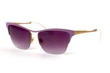 Солнцезащитные очки, Женские очки Miu Miu 59-17-purple