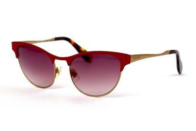 Солнцезащитные очки, Женские очки Miu Miu 54-18-red