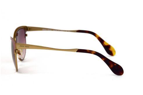Женские очки Miu Miu 54-18-red