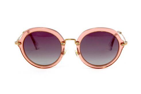 Женские очки Miu Miu 52-26-pink