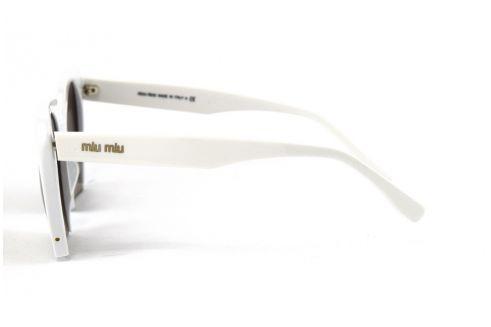 Женские очки Miu Miu 54-18-white