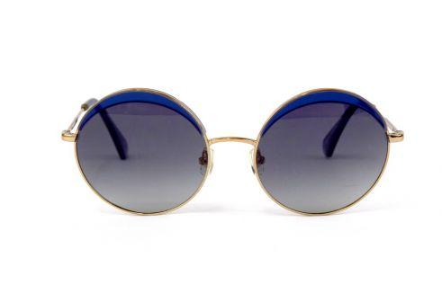 Женские очки Miu Miu 59-20-blue