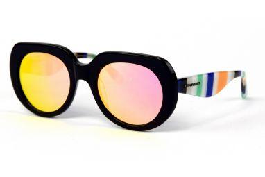Солнцезащитные очки, Женские очки Dolce & Gabbana 4191p-green-bl