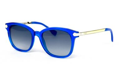 Солнцезащитные очки, Женские очки Fendi 0023-blue
