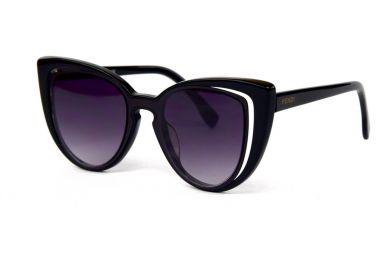 Солнцезащитные очки, Женские очки Fendi 0316/sc1-bl