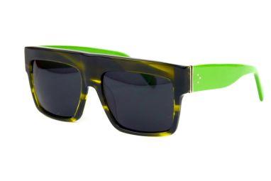 Солнцезащитные очки, Женские очки Celine 41756-19e-green
