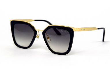 Солнцезащитные очки, Женские очки Prada spr53s-bl