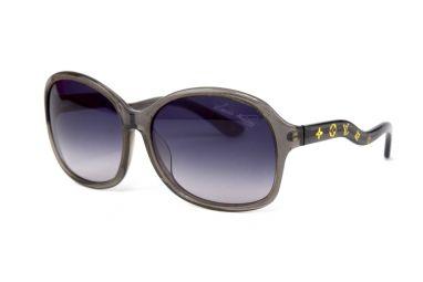 Солнцезащитные очки, Женские очки Louis Vuitton z0205e-grey