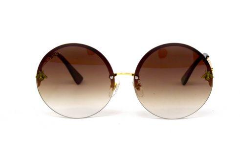Женские очки Gucci 0293s-br