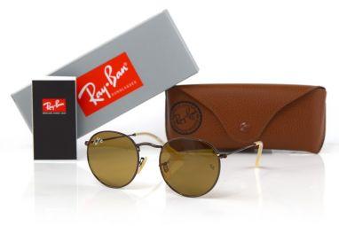 Солнцезащитные очки, Модель 3447-brown-br