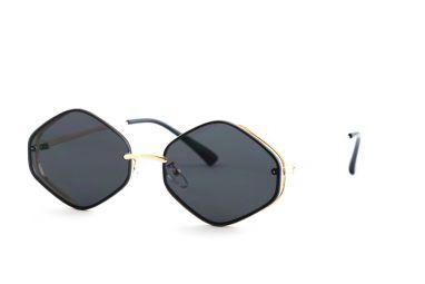 Солнцезащитные очки, Женские классические очки 2181-black-W
