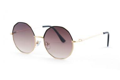 Солнцезащитные очки, Женские классические очки 7039-brown-W