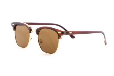 Солнцезащитные очки, Женские классические очки 3016-brown-W