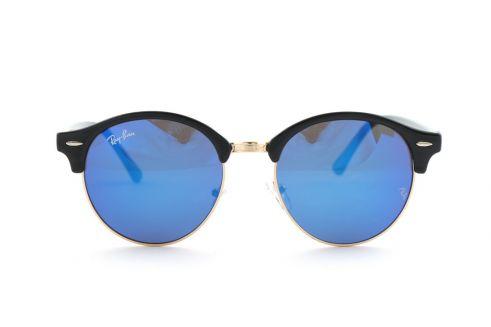 Ray Ban Round Metal 4246-blue