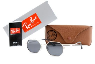 Солнцезащитные очки, Ray Ban Round Metal 3556-с3