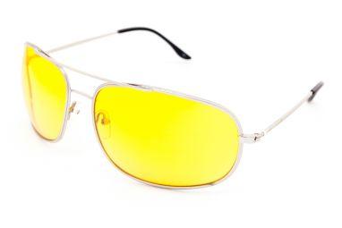 Солнцезащитные очки, Водительские очки K03 yellow