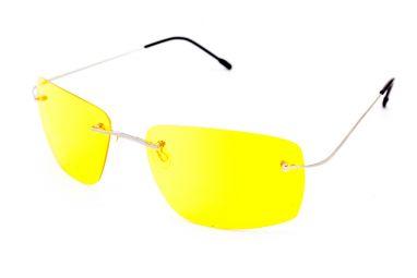 Солнцезащитные очки, Водительские очки L02 yellow