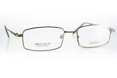 Солнцезащитные очки, Мужская оправа очков 8812s4