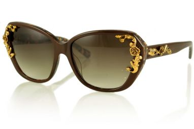 Солнцезащитные очки, Женские очки Dolce & Gabbana 4167-brown